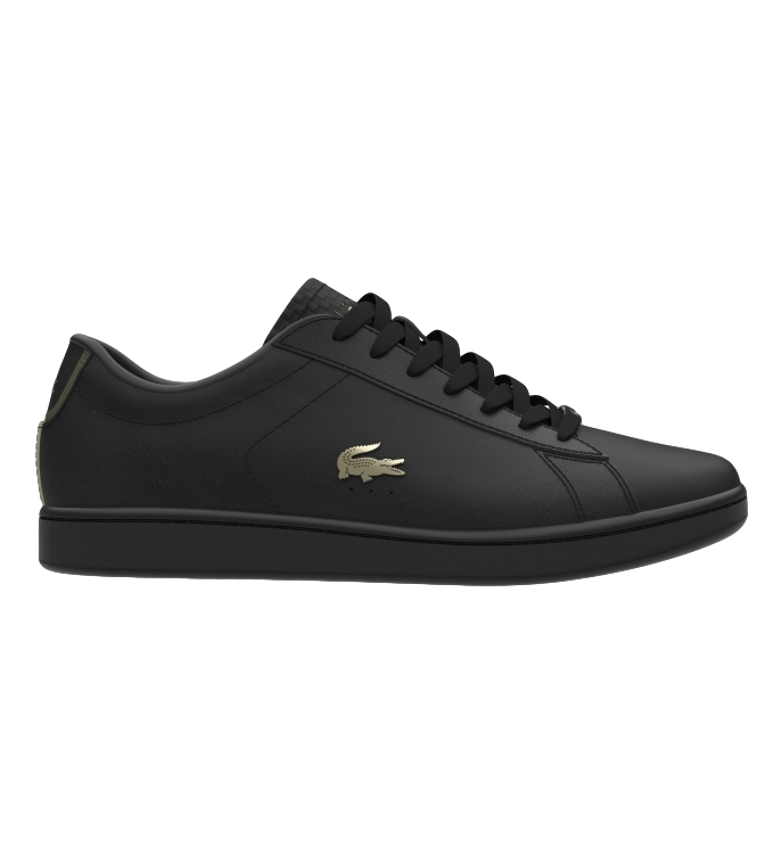 Comprar Lacoste Leather sneakers Carnaby Evo 0721 3 SMA black