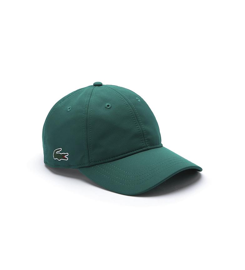 Comprar Lacoste Lightweight Cap Aport green
