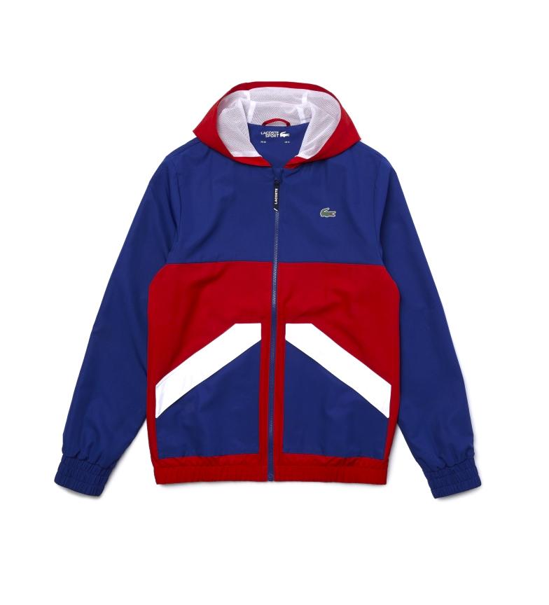 Comprar Lacoste Veste de sweatshirt en bloc, couleur marine