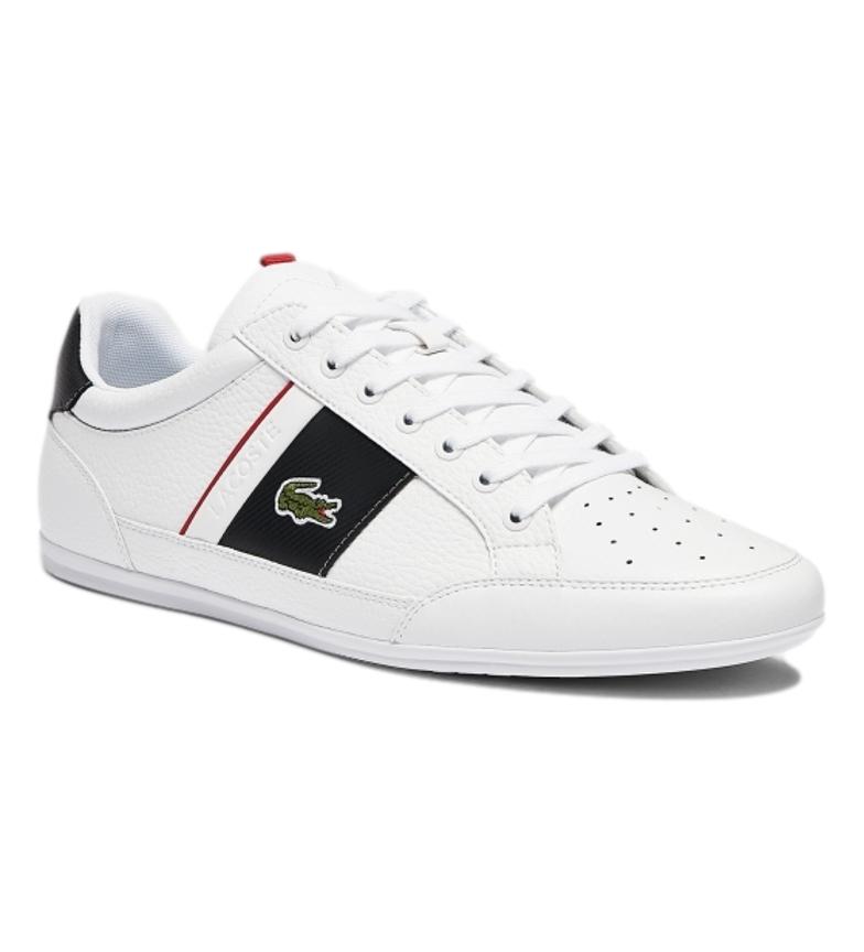 Comprar Lacoste Chaymon 0721 1 CMA leather sneakers white, dark grey