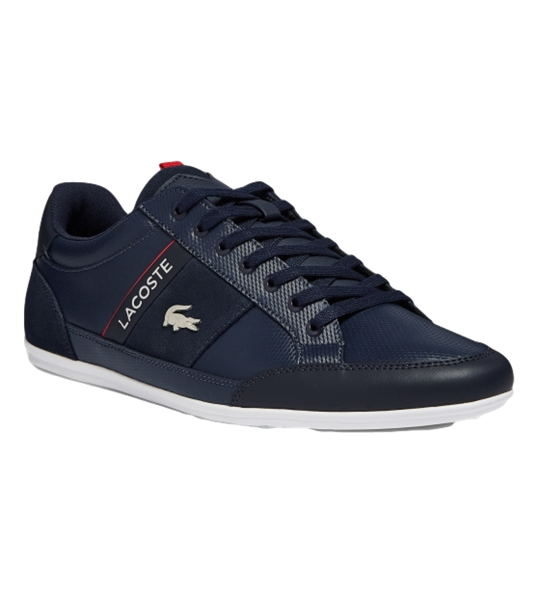 Comprar Lacoste Chaymon 0721 2 CMA leather sneakers navy, white