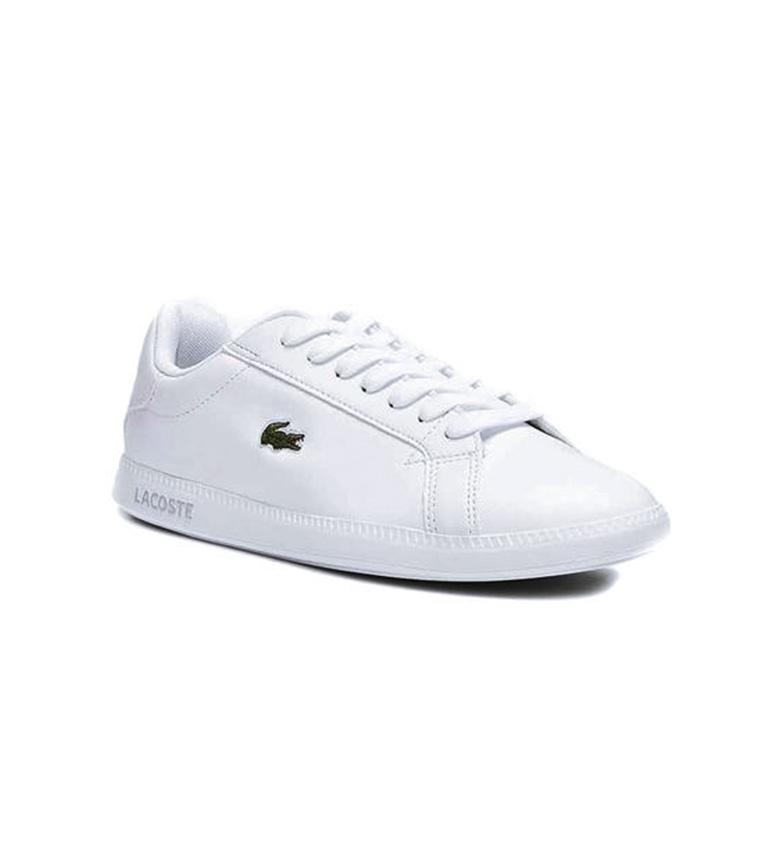 Comprar Lacoste Zapatillas de pile Court Snkr blanco