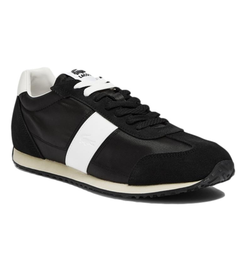 Comprar Lacoste Court Pace 0721 2 SMA Shoes black, white