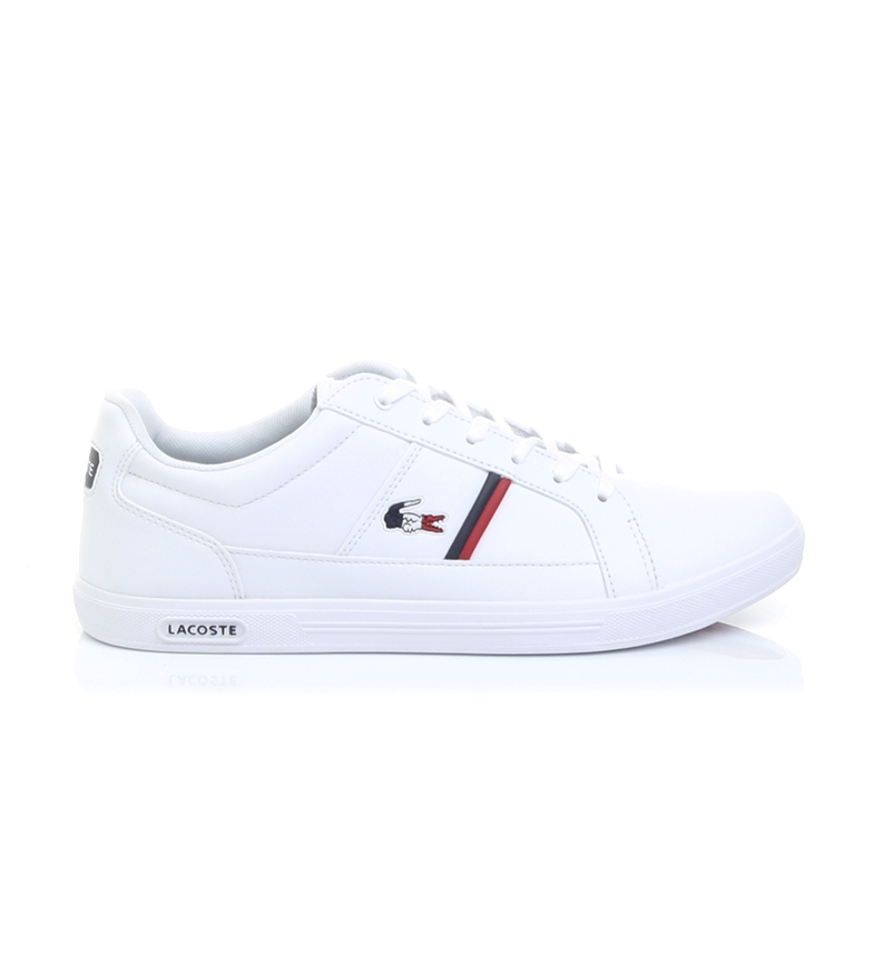 Comprar Lacoste Europa Tri chaussures blanches