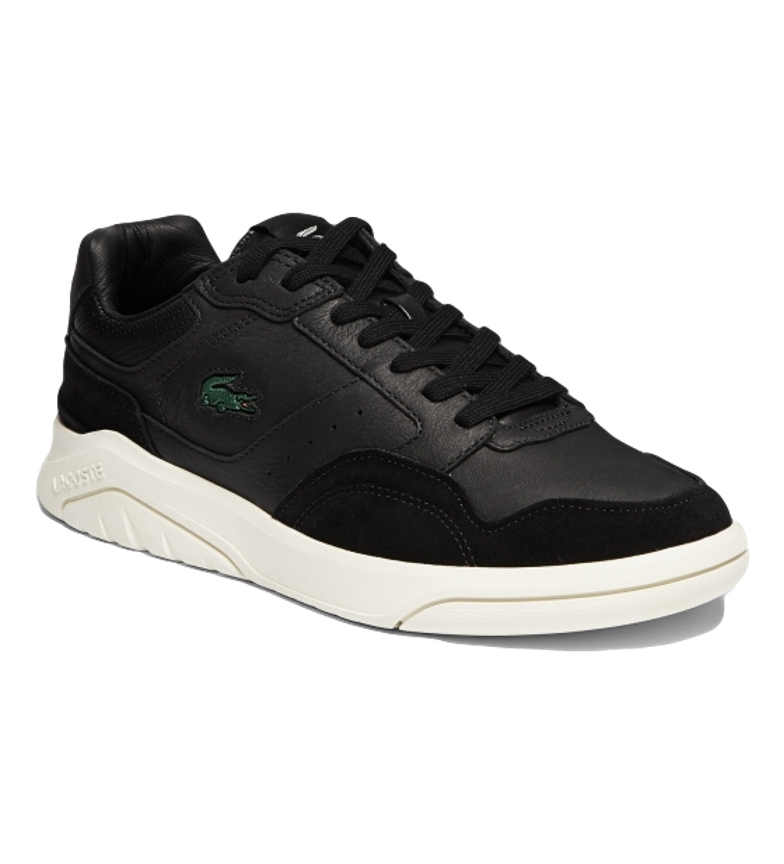Comprar Lacoste Game Advance Luxe leather sneakers07211SMA white, black