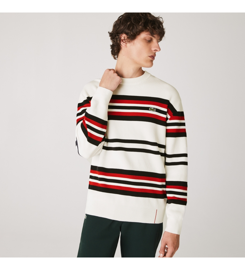 Comprar Lacoste Sweater AH2078_FTC white