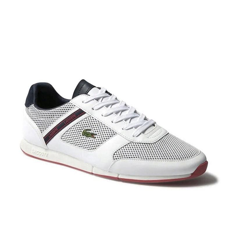 Comprar Lacoste Zapatillas Menerva Sport blanco