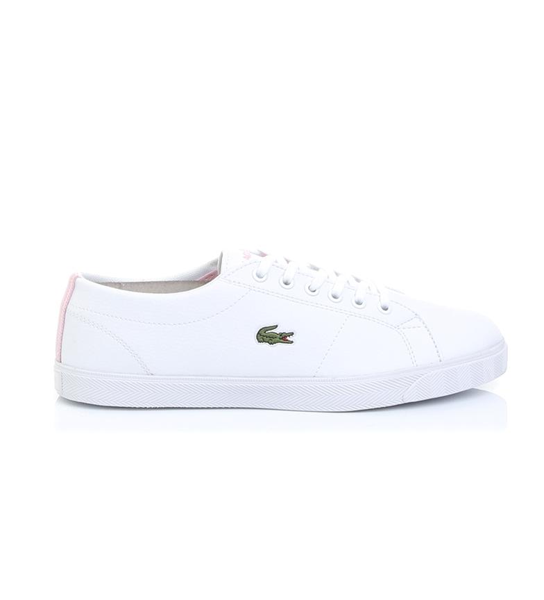 Comprar Lacoste Chaussures Riberac blanc, rose