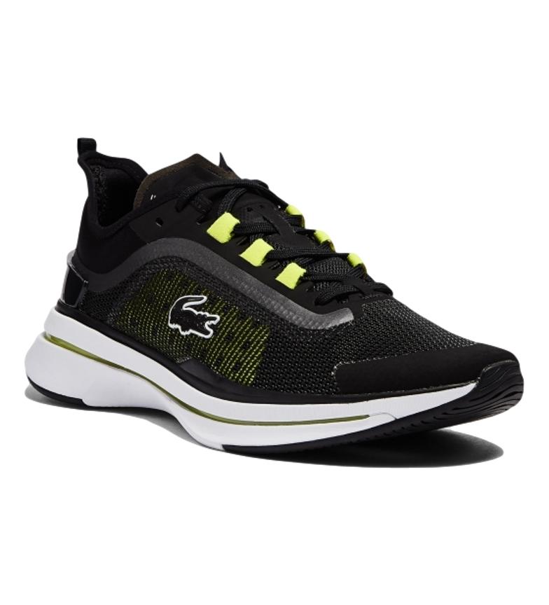 Comprar Lacoste Running Shoes Run Spin Ultra 0921 1 SMA black, yellow