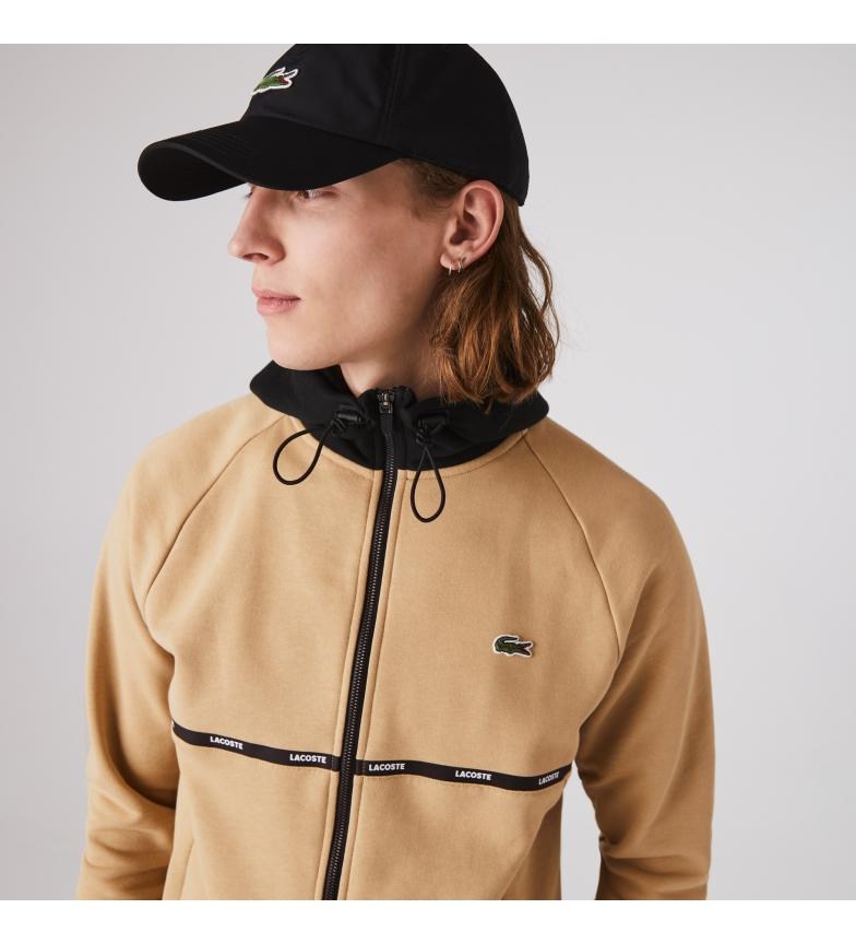 Comprar Lacoste Sweatshirt SH1518_GYG camel