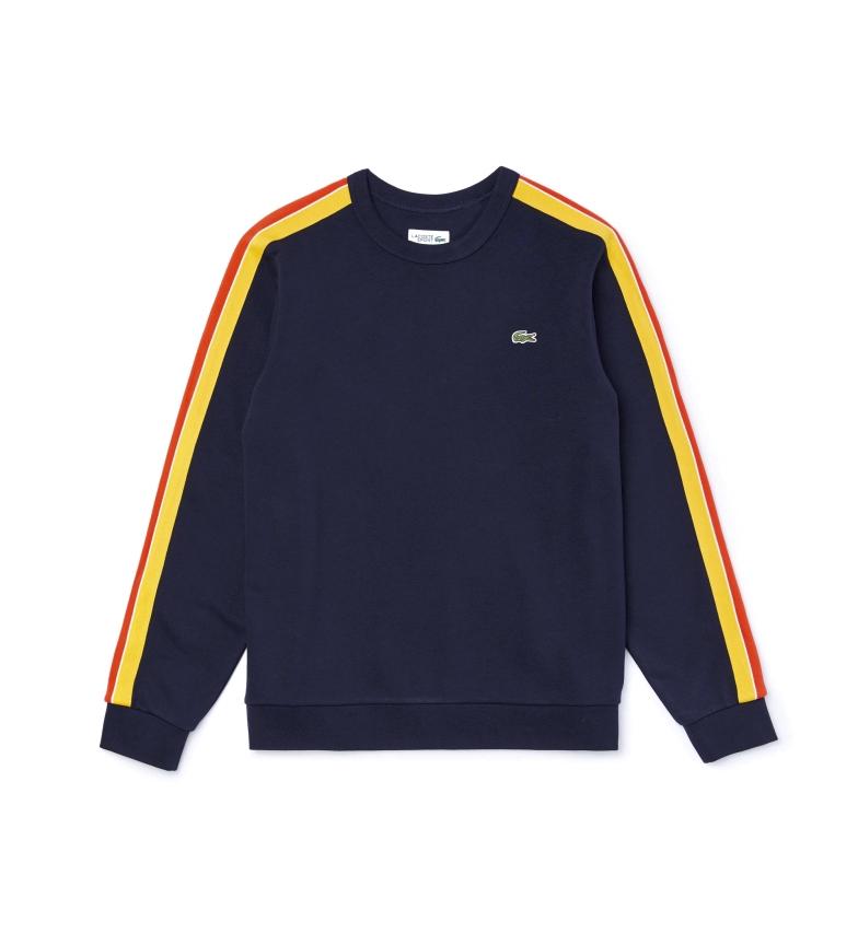 Comprar Lacoste Sweatshirt SH1556_H89 marine