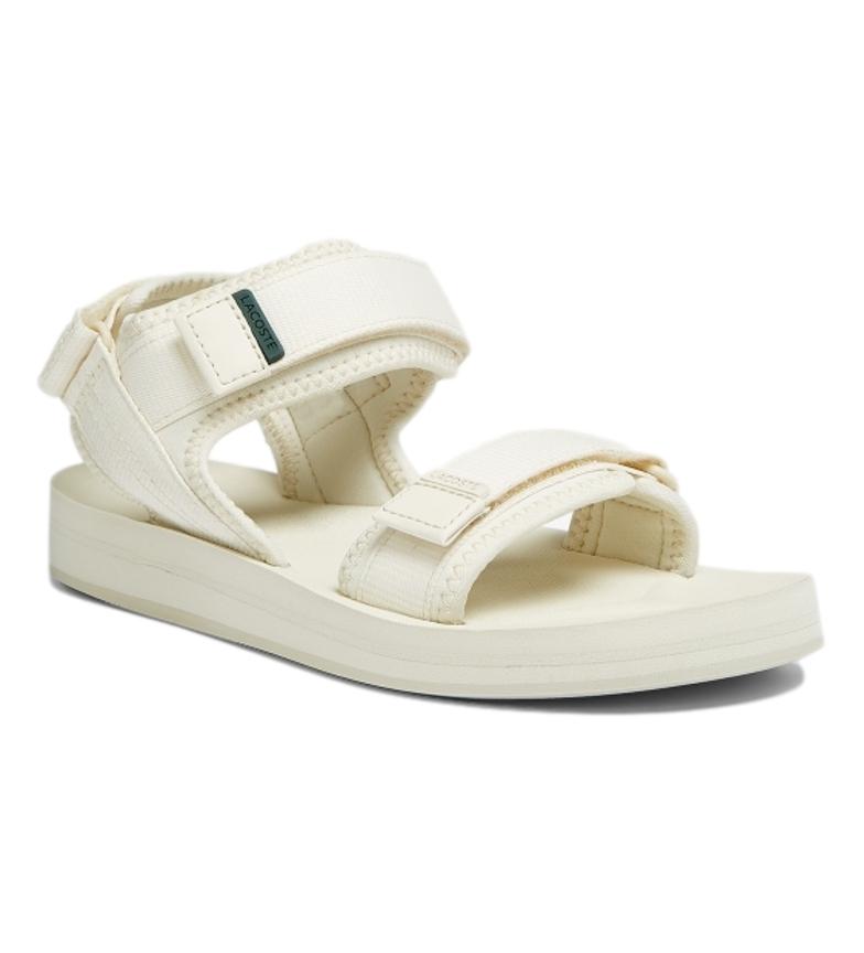 Comprar Lacoste Sandali Suruga 0921 1 CFA bianco sporco
