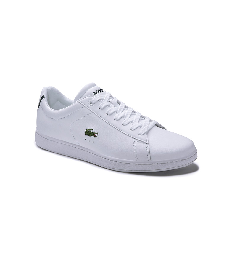 Comprar Lacoste Carnaby Evo Leather Marine Shoes