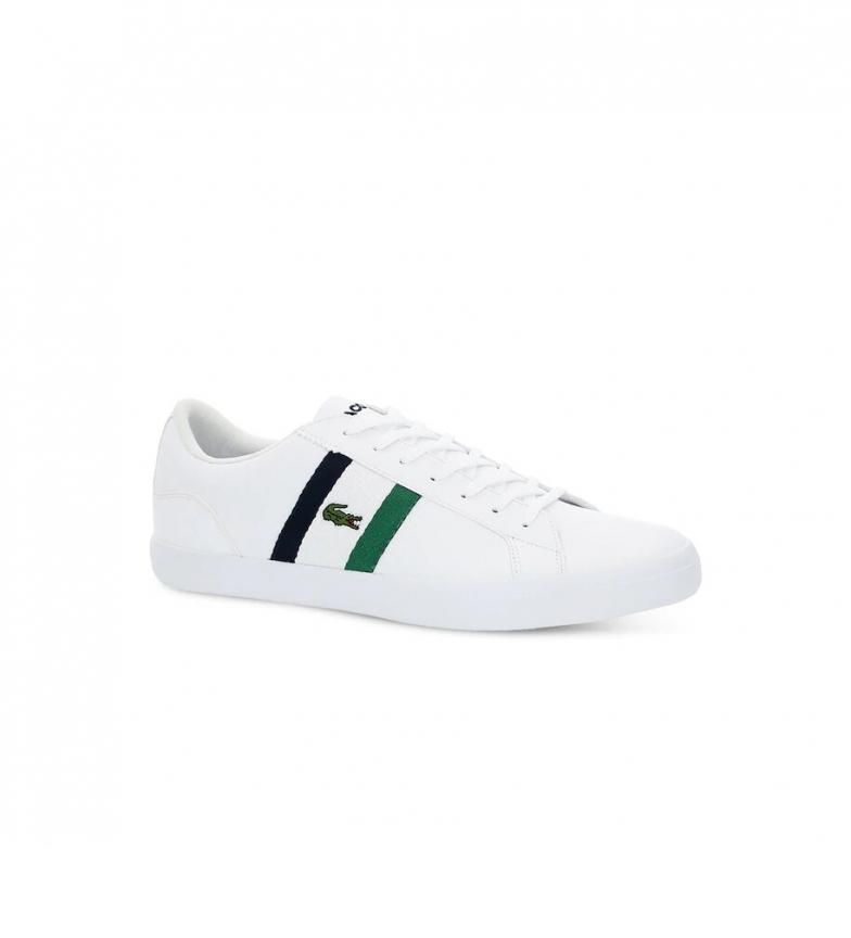 Comprar Lacoste Lerond 119 sapatos de couro branco