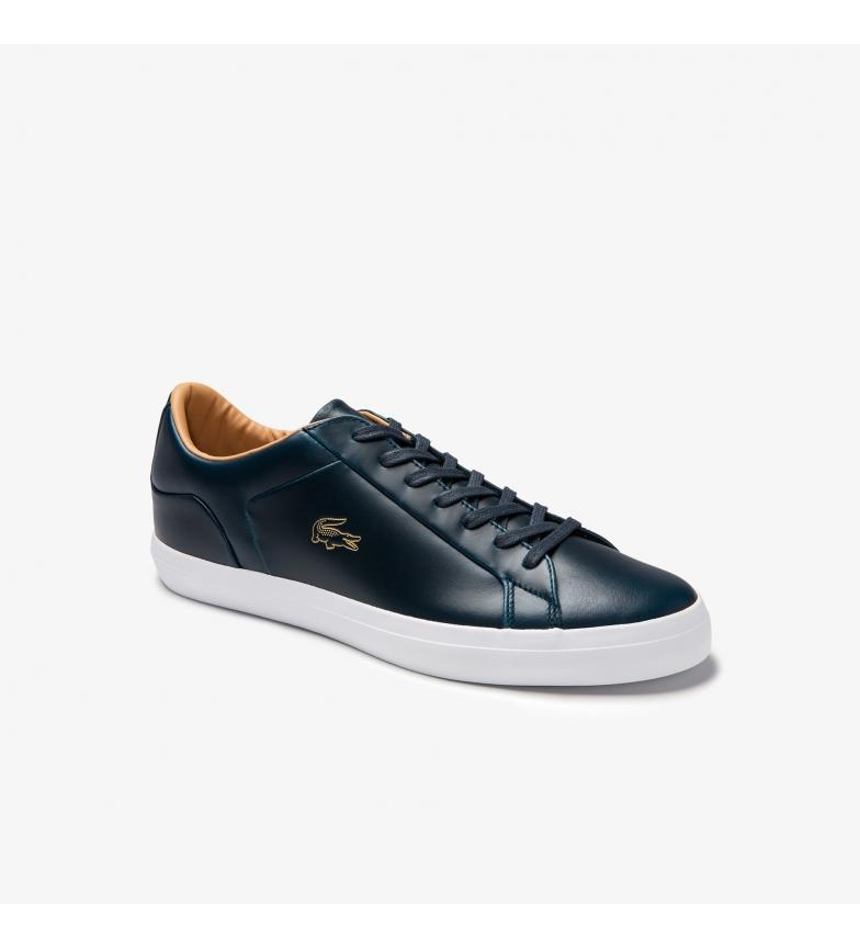Comprar Lacoste Chaussures en cuir Lerond 0320 1 C marine