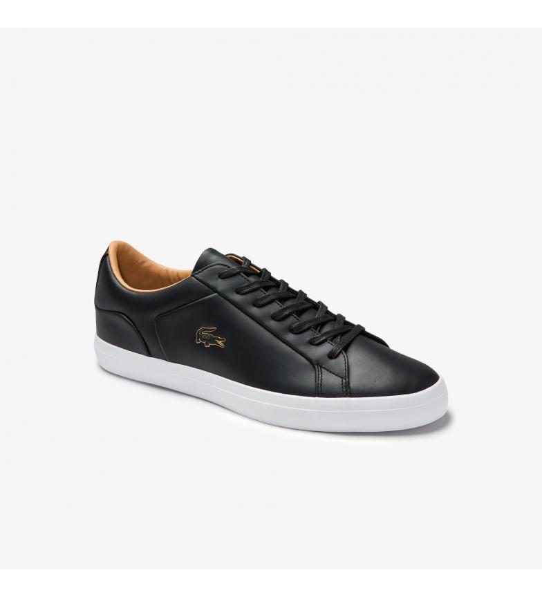 Comprar Lacoste Chaussures en cuir Lerond 0320 1 C noir