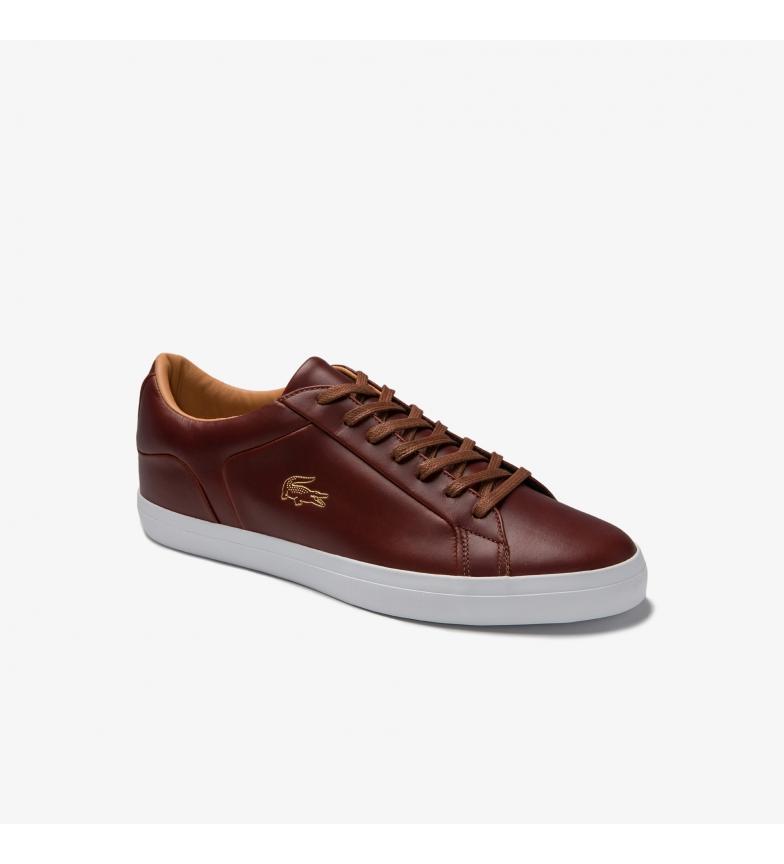 Comprar Lacoste Lerond leather shoes 0320 1 C brown