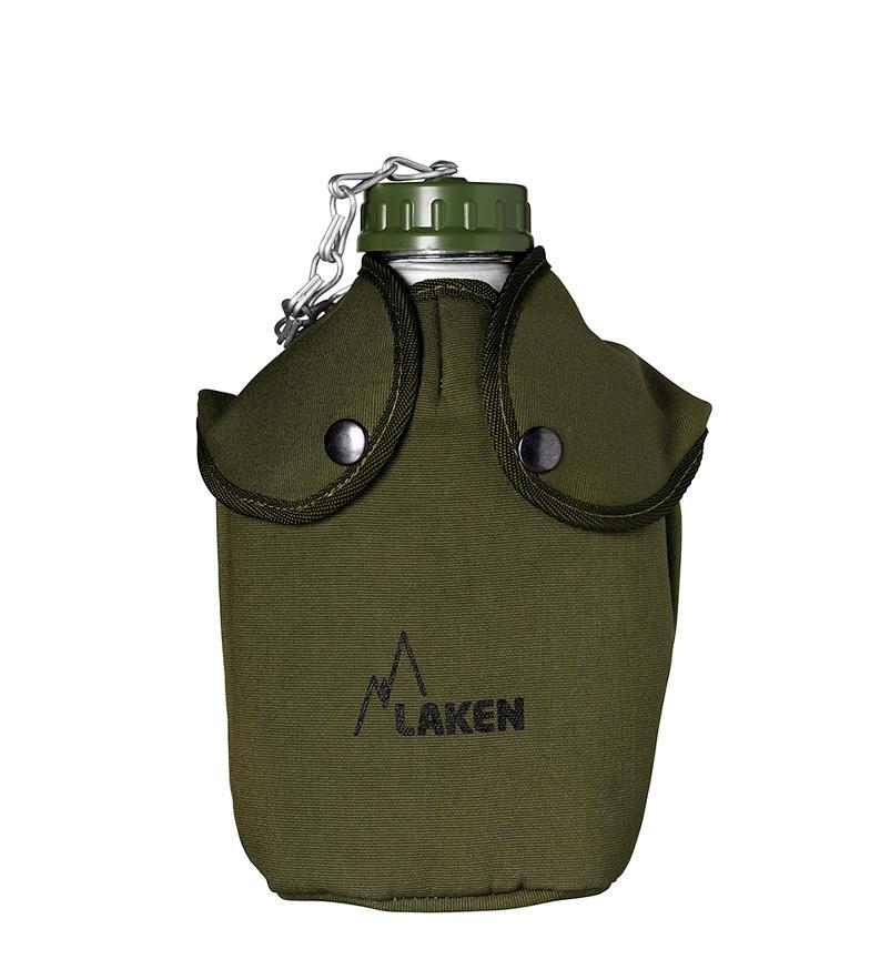 Comprar Laken Garrafa de alumínio com tampa de feltro verde -1,3L / 288g-