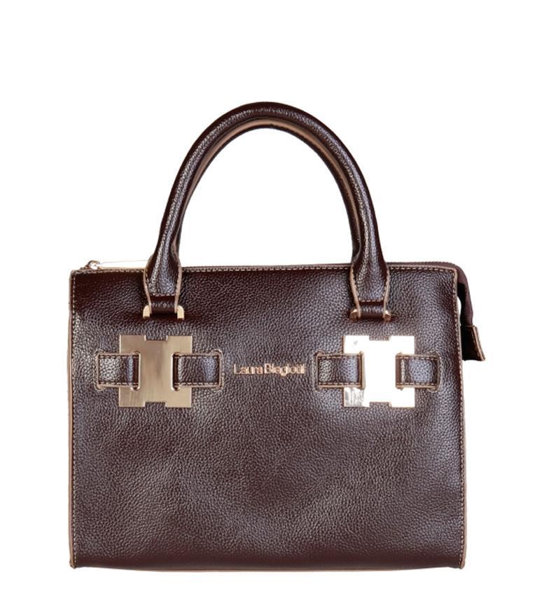 Comprar Laura Biagiotti Bolso LB17W109-3 marrón -27x23x14cm-