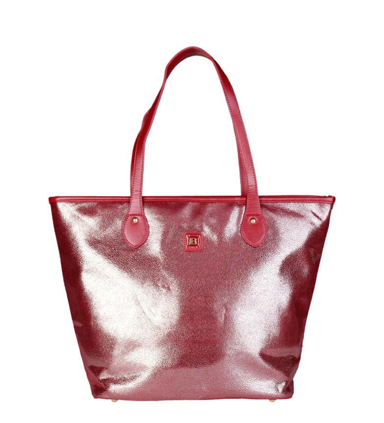 Comprar Laura Biagiotti Shopping bag LB17W100-37 red -43.5x31x15cm-
