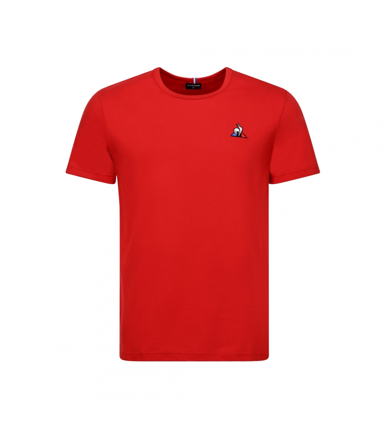 Comprar Le Coq Sportif Maglietta rossa Essentials