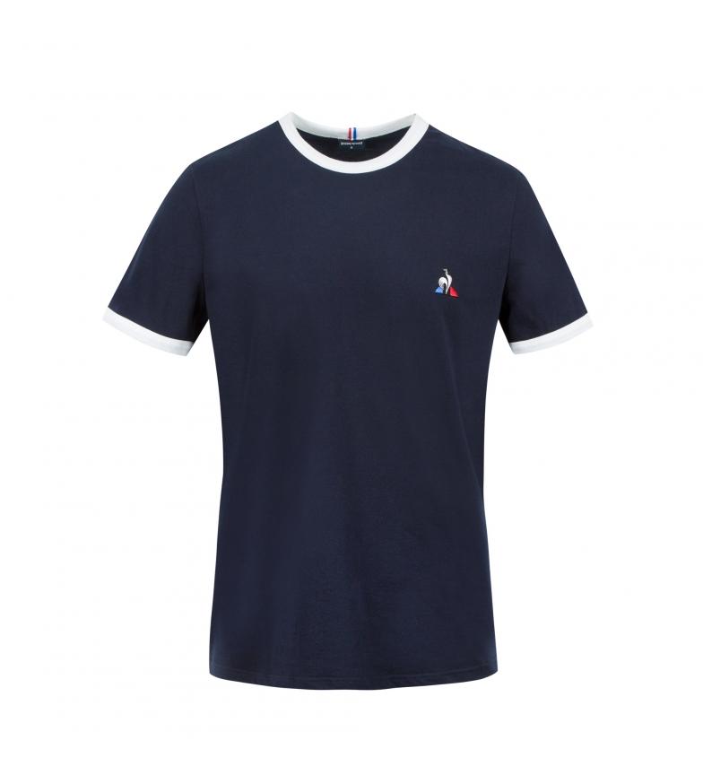Comprar Le Coq Sportif T-shirt SS N°4 bleu marine