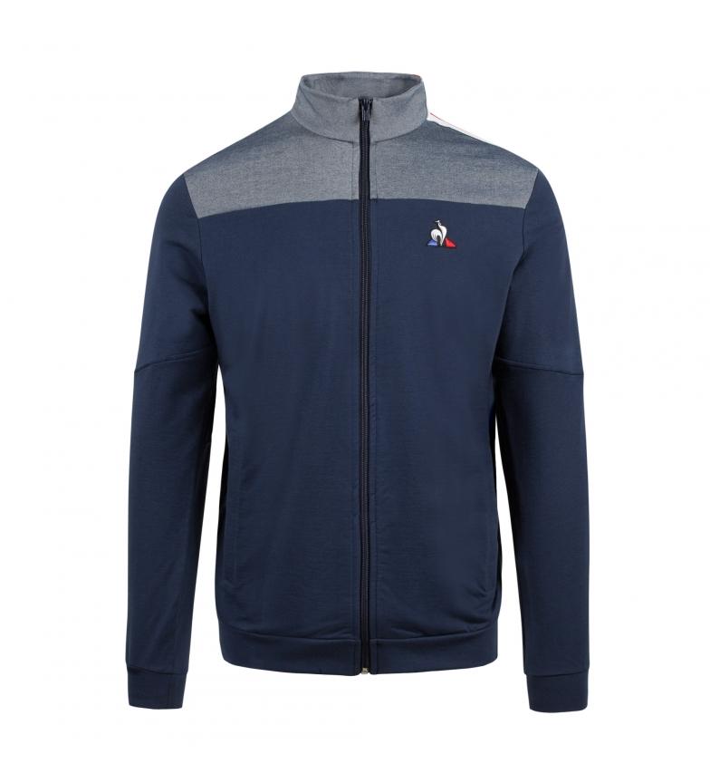 Comprar Le Coq Sportif Saison 1 FZ Sweat N ° 1 M navy