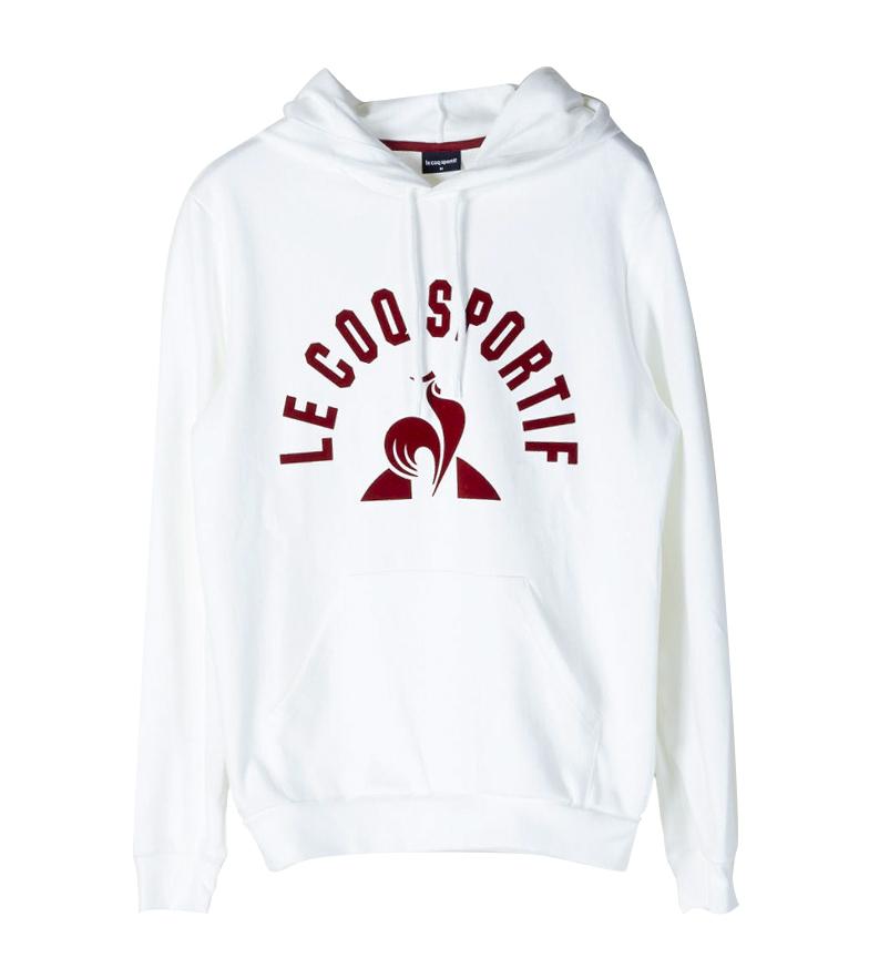Comprar Le Coq Sportif Sweatshirt Saison 2 2 Hoody N°2 M blanc