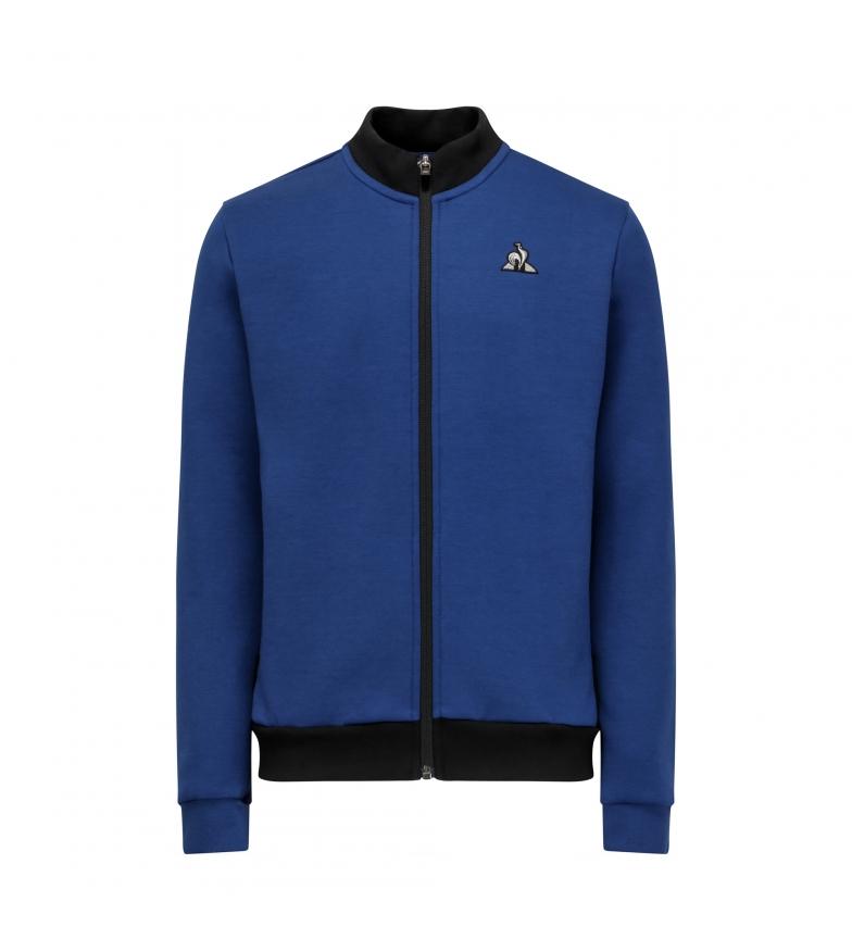 Le Coq Sportif Sweat-shirt Tech Fz N°2 marine