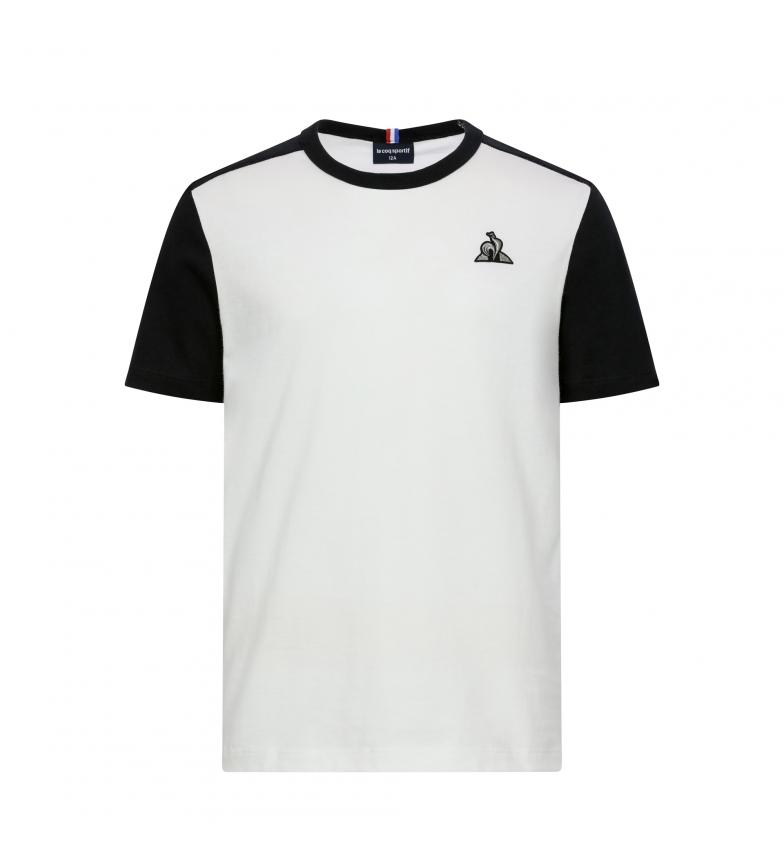 Le Coq Sportif T-shirt Tech N°2 blanc