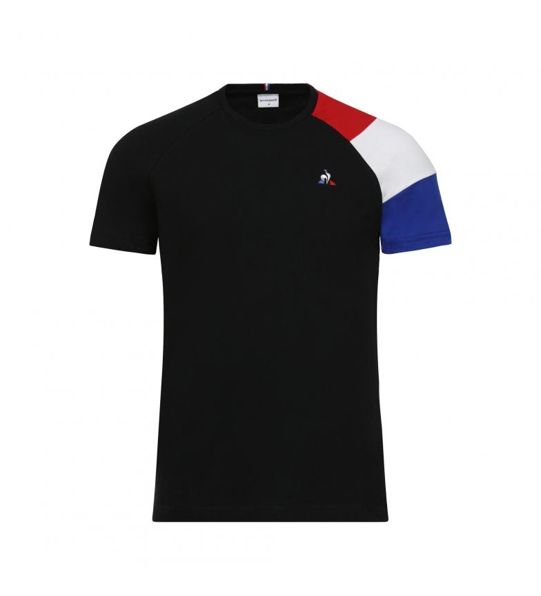 Le Coq Sportif T-shirt Essentiels 1911260 preta