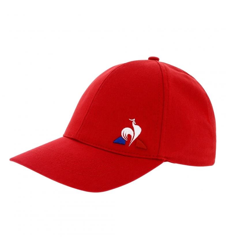 Le Coq Sportif ESS Cap N°2 rouge