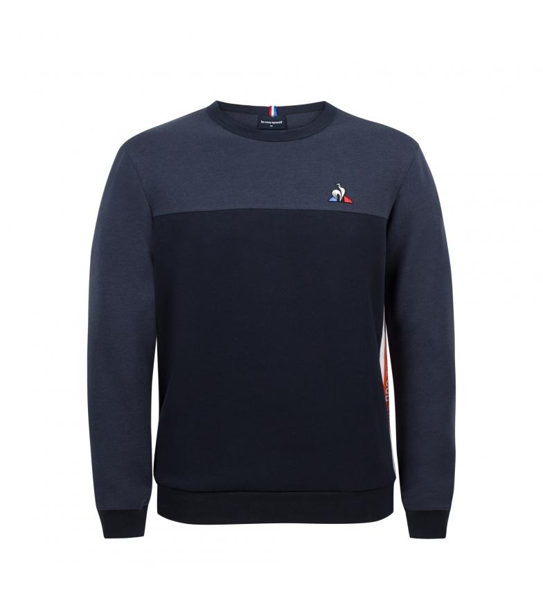 Comprar Le Coq Sportif Sweatshirt SAISON 1 Crew N°1 marine