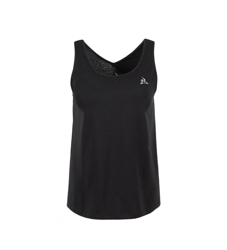 Le Coq Sportif SPORT N°1 T-shirt nera