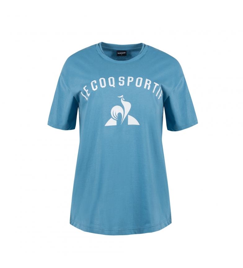 Comprar Le Coq Sportif Camiseta SPORT Loose N°2 azul