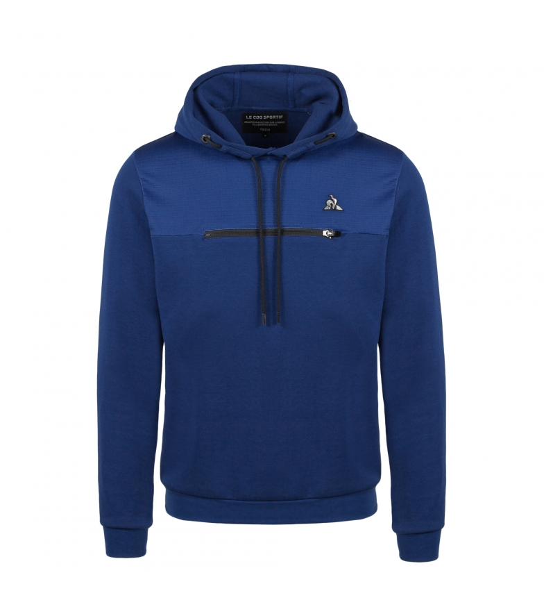 Le Coq Sportif Sudadera TECH N°1 azul