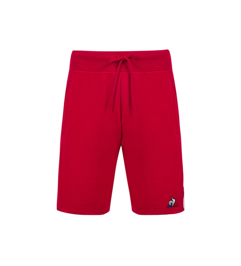 Le Coq Sportif Shorts TRI Regular Regular red