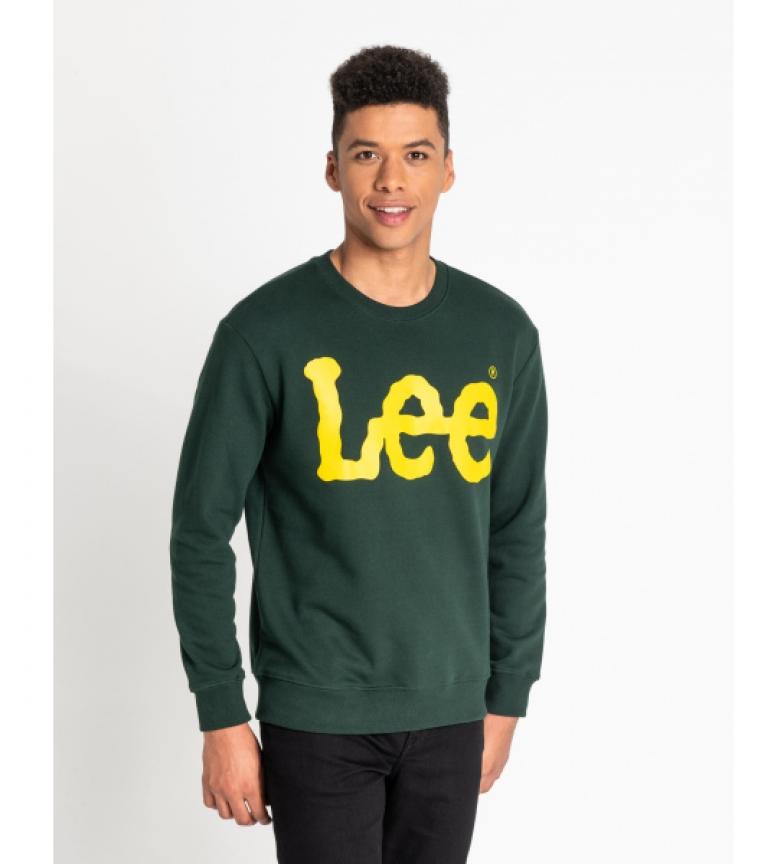 Comprar Lee Lee Crewneck Sws green sweatshirt