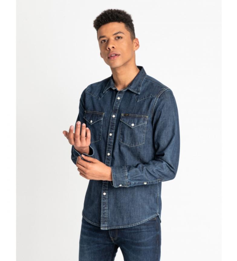 Comprar Lee Western shirt dark blue