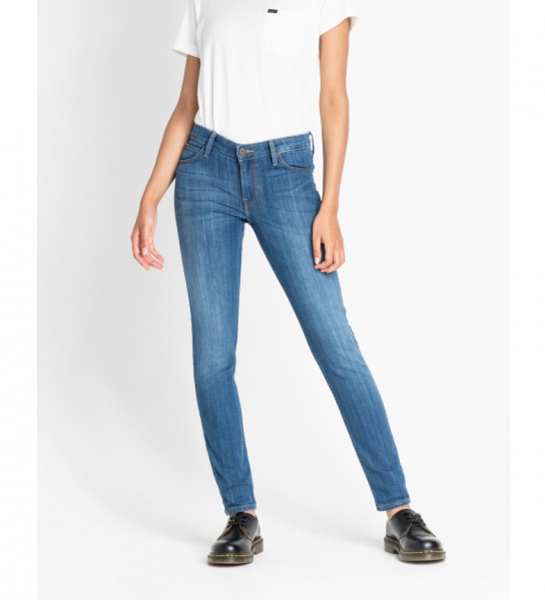 Comprar Lee Jeans Scarlett High Blue azul