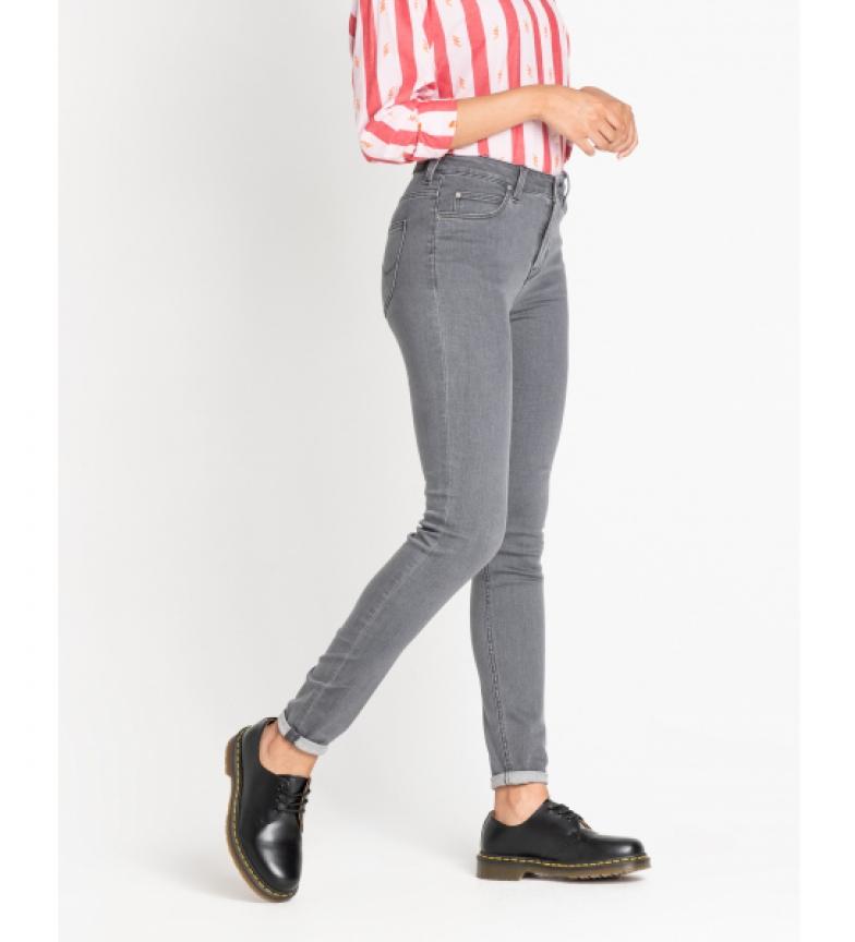 Comprar Lee Jeans Scarlett High Grey Alma gris