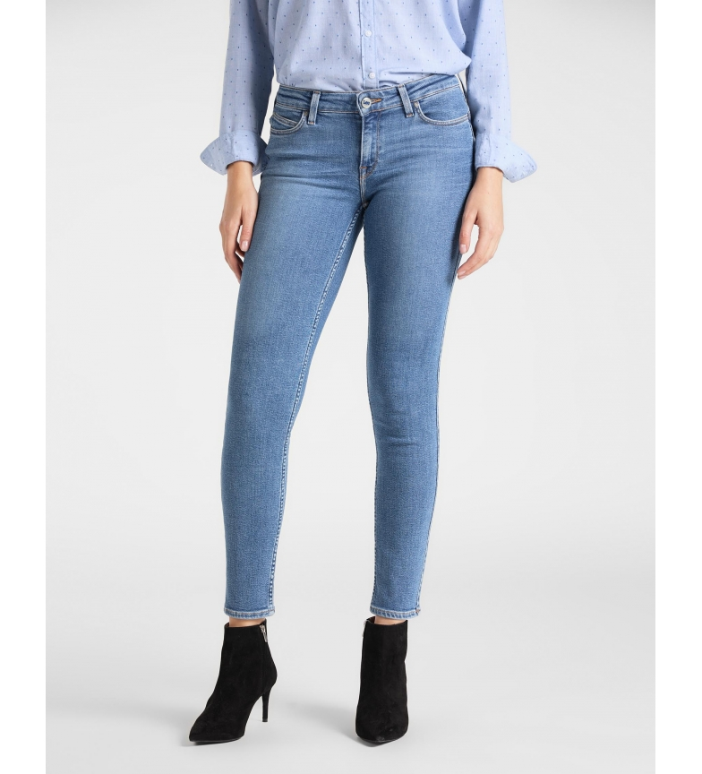 Comprar Lee Jeans Scarlett Alabama Dawn bleu