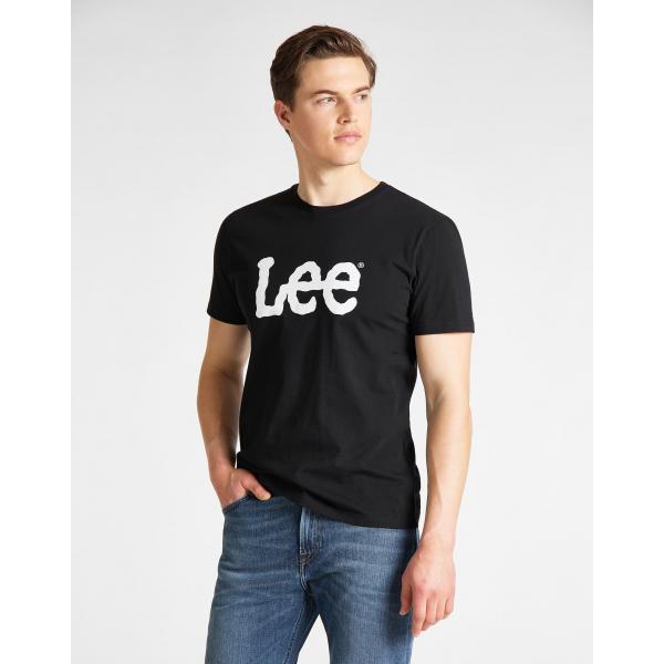 Comprar Lee Camiseta Wobbly Logo negro