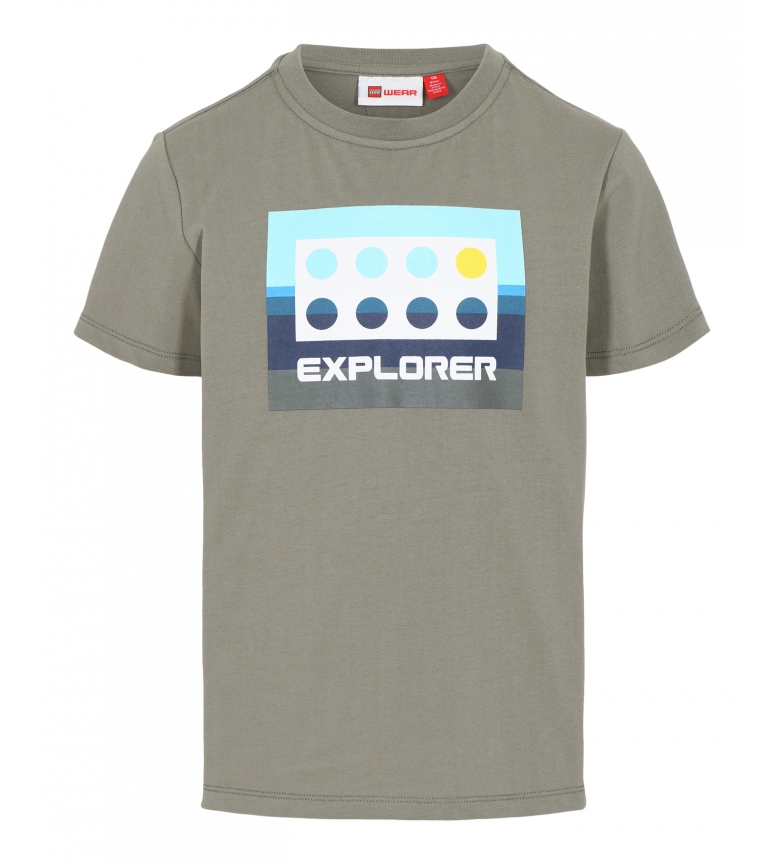 Comprar LegoWear T-shirt à manches courtes Grisl
