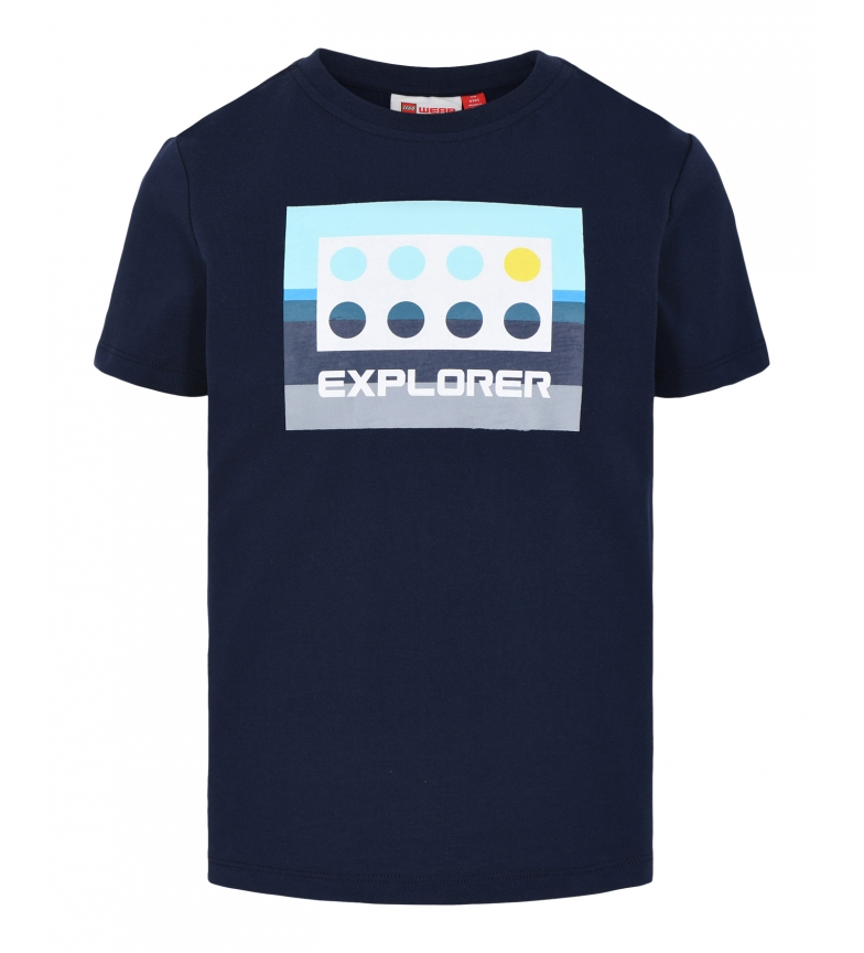 Comprar LegoWear T-shirt noir à manches courtes