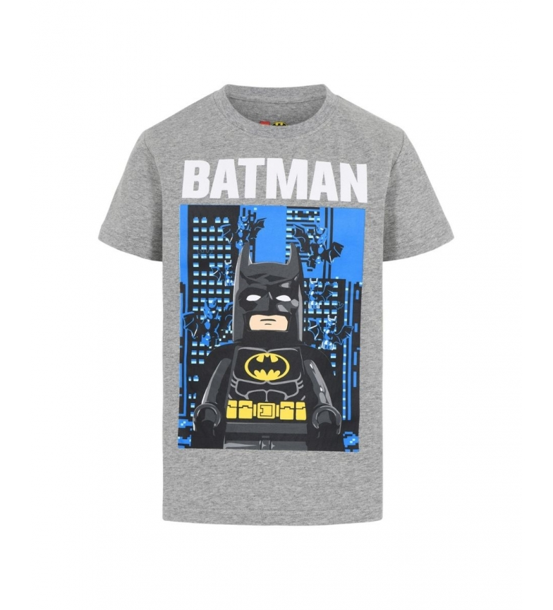 Comprar LegoWear T-shirt gris Lego Batman avec devant