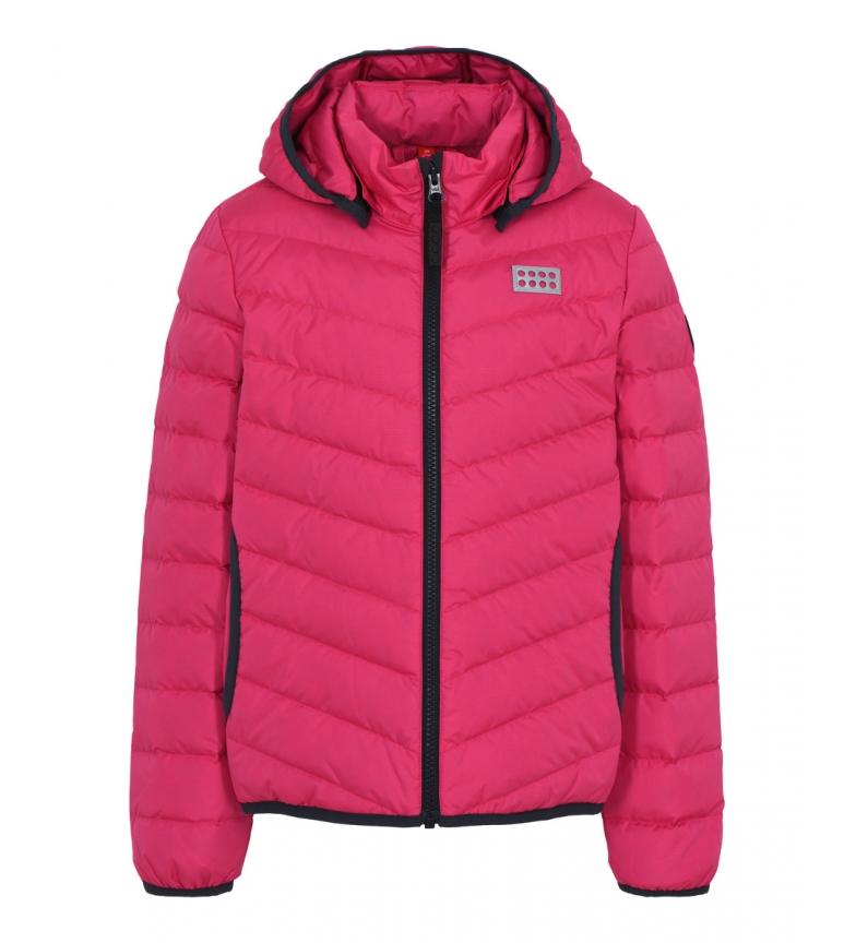 Comprar LegoWear Fuchsia pink jacket/feathers