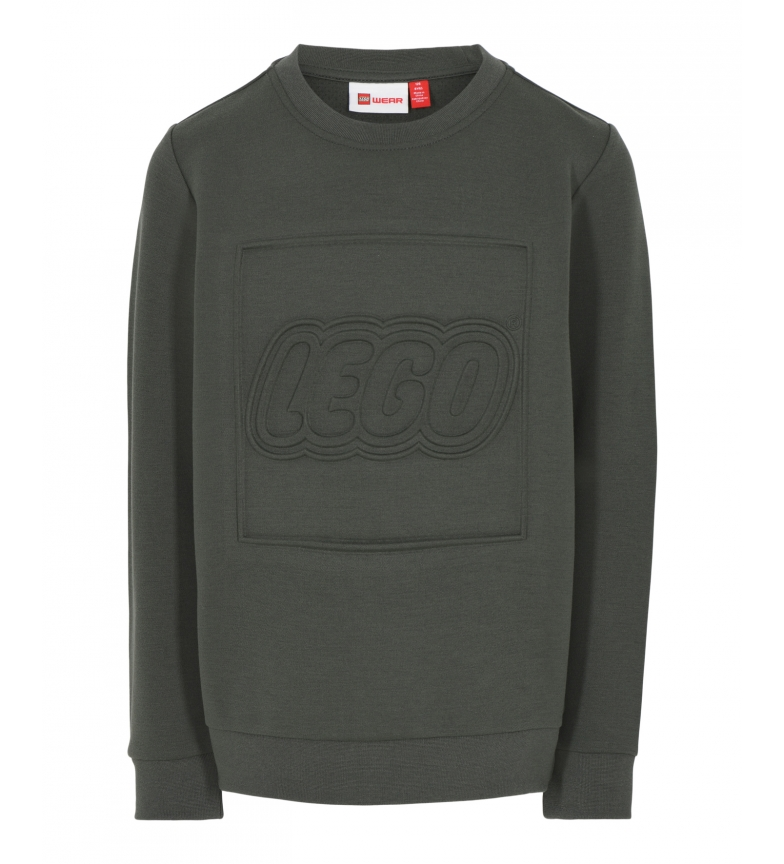 Comprar LegoWear Sweat-shirt vert avec lettres Lego
