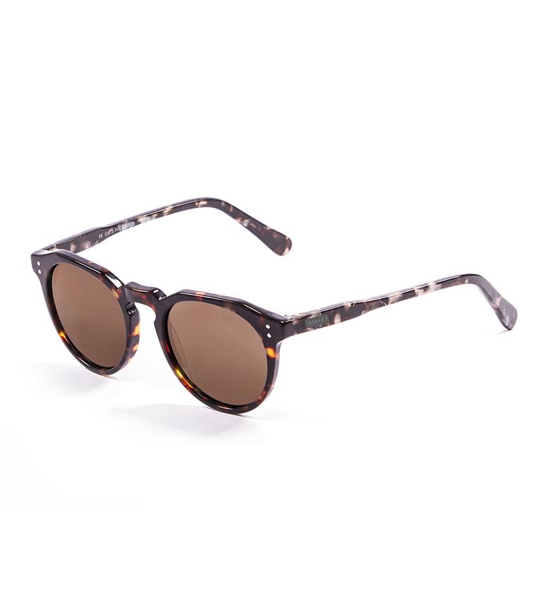 Comprar Lenoir Óculos de sol de tartaruga marrom parisiense - polarizados-