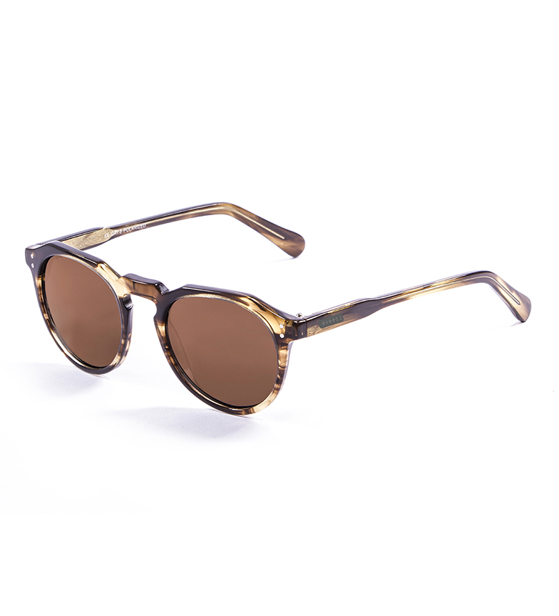Comprar Lenoir Paris brown light brown sunglasses -Polarized-